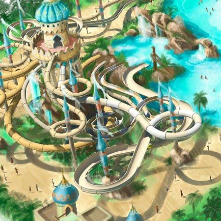 progettazione acquapark